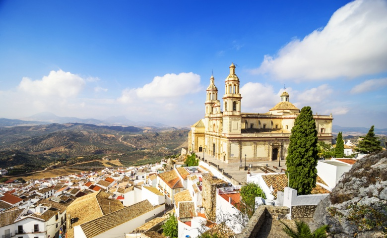 Белый город Андалусии — Кадис