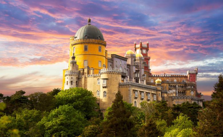 Дворцы Синтры