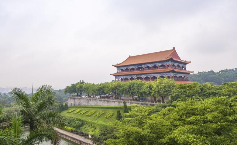 Лотосовые горы Гуанчжоу