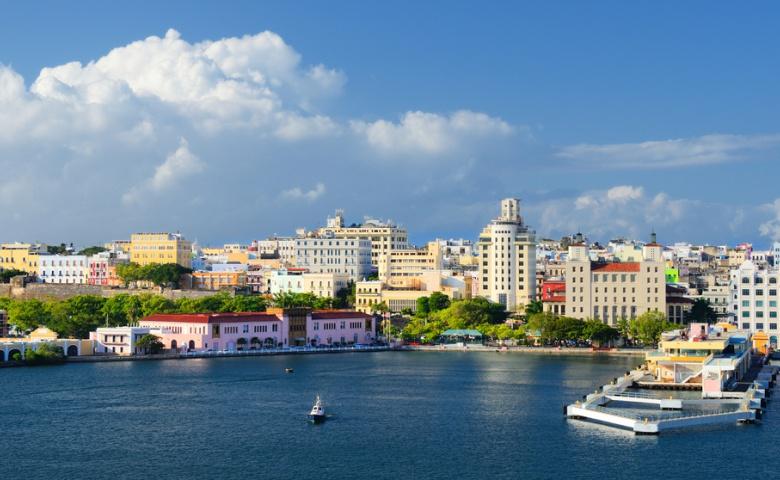 Пеший тур по столице острова Пуэрто-Рико — городу Сан-Хуан