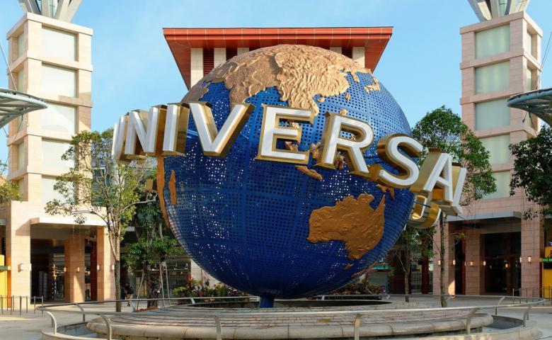 Экскурсия в Universal Studios Singapore