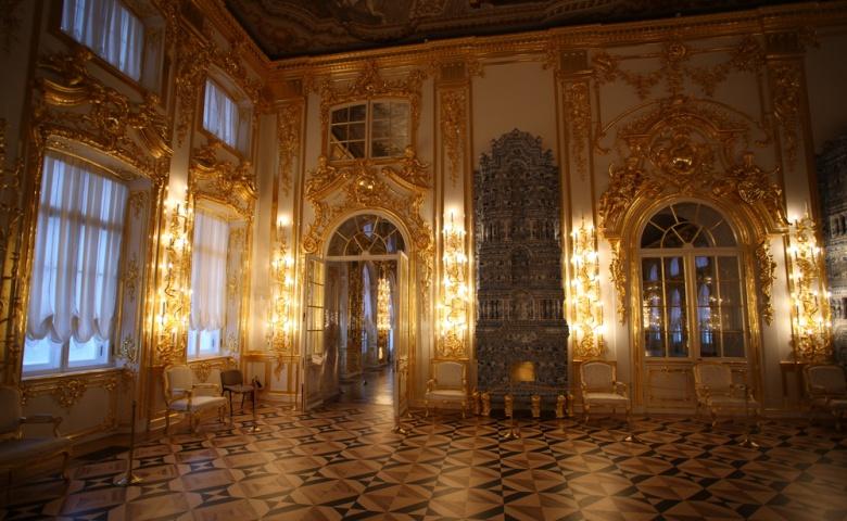 Экскурсия в Пушкин и Екатерининский дворец