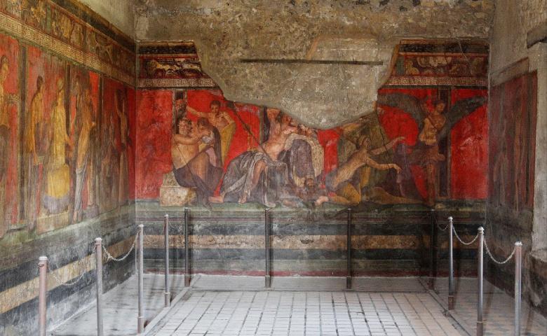 Классические Помпеи и посещением Виллы Мистерий