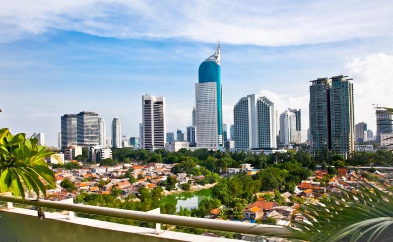 Первый день в Джакарте