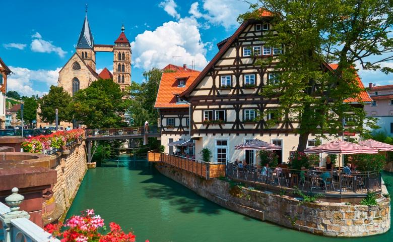 Экскурсия в Баден-Баден и Гейдельберг с выездом из Франкфурта