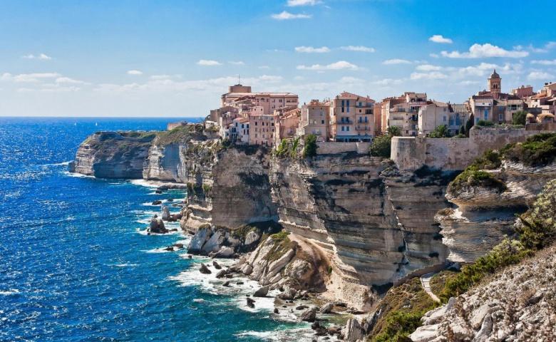 Маленький кусочек Франции — остров  Корсика