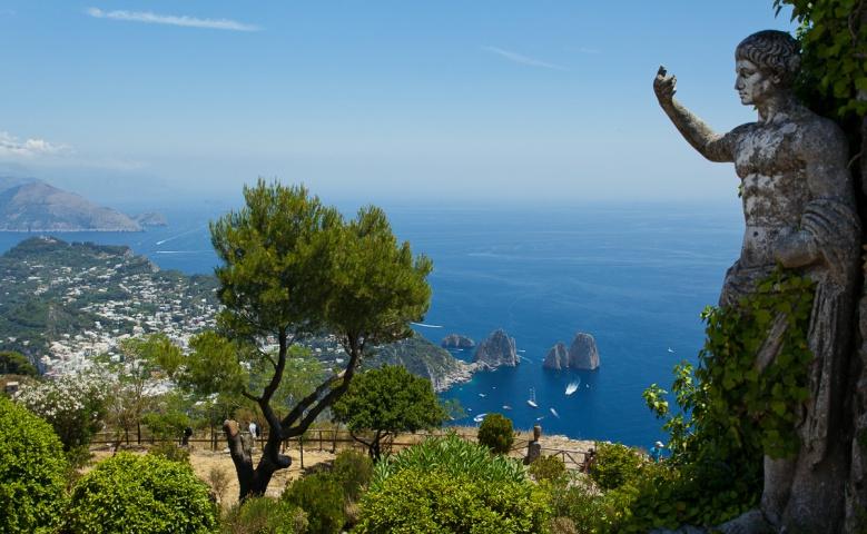 Экскурсия на «остров мечты» Капри