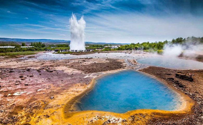 Автомобильная экскурсия из Рейкьявика по Золотому кольцу Исландии, Фото 6
