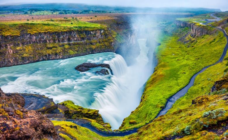 Автомобильная экскурсия из Рейкьявика по Золотому кольцу Исландии, Фото 1