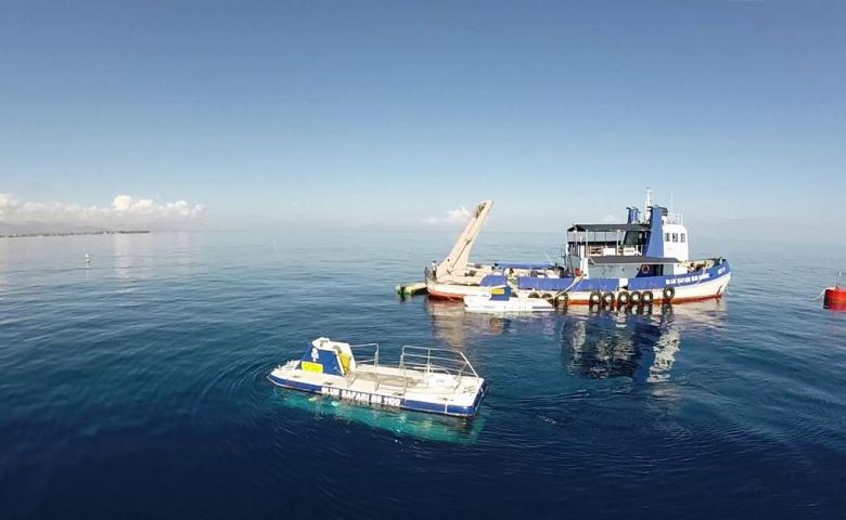 Подводное путешествие в субмарине