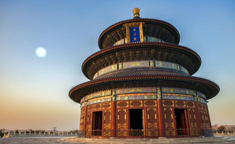 Экскурсия в Храм Неба (天坛)