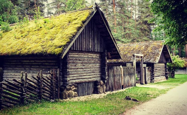 Экскурсия в Латвийский этнографический музей в Риге