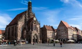 Обзорная экскурсия по историческому центру Нюрнберга