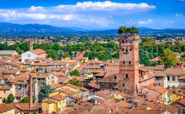 Экскурсия в Пизу и Лукку из Ливорно