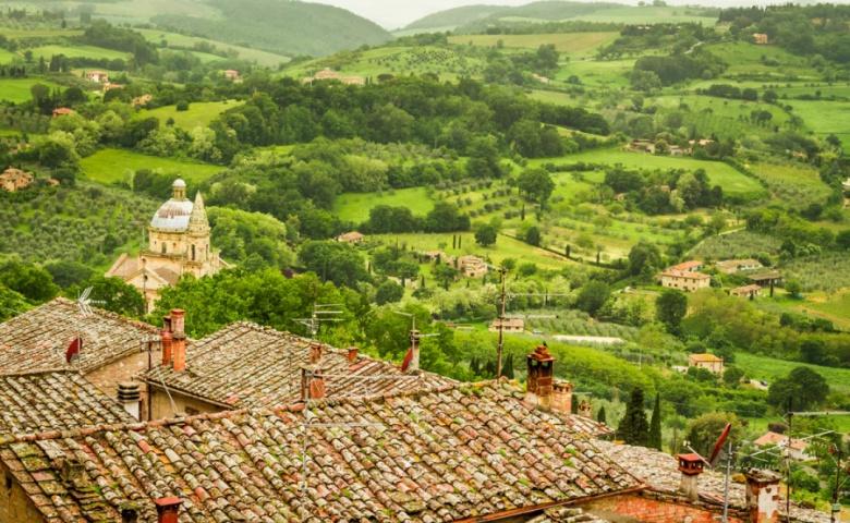 C чего начиналась Тоскана?