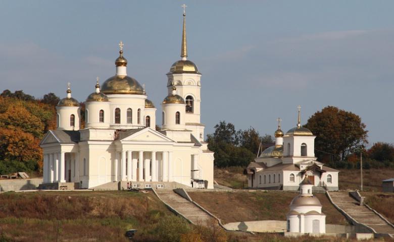 По святыням земли Пензенской: Оленевка - Соловцовка - Б. Валяевка