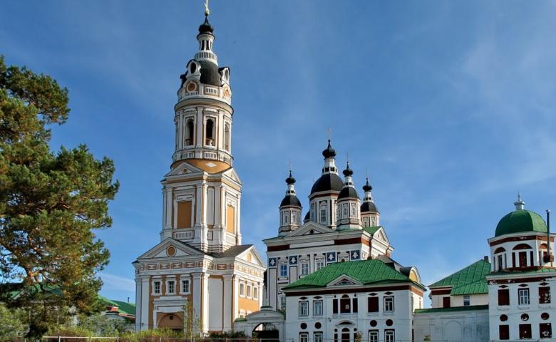 Экскурсия в Наровчатский Троице-Сканов монастырь и пещеры!