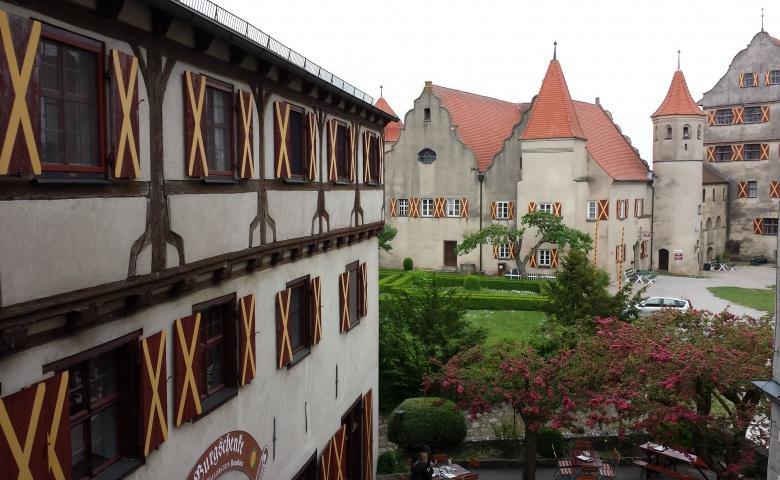 Экскурсия по замку Харбург и прогулка по городу