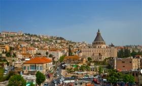 Экскурсия в Галилею и Назарет из Мертвого моря