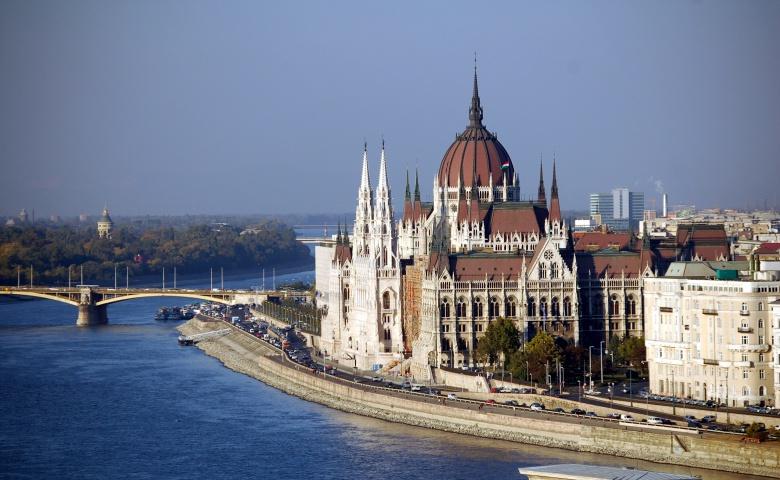 Будапешт из Хевиза