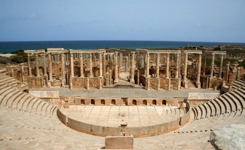 Карфаген — Сиди-бу-Саид — Тунис — музей Бардо