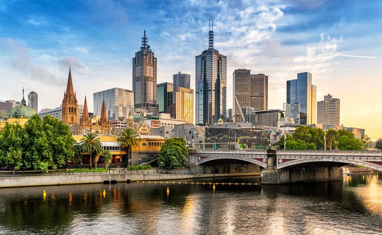 Мельбурн изумительный