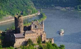 Замки Рейна