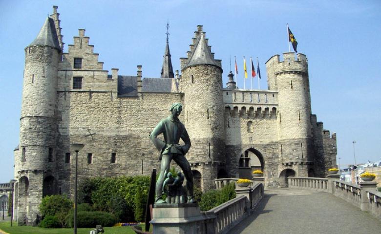 Обзорная пешеходная экскурсия по Антверпену