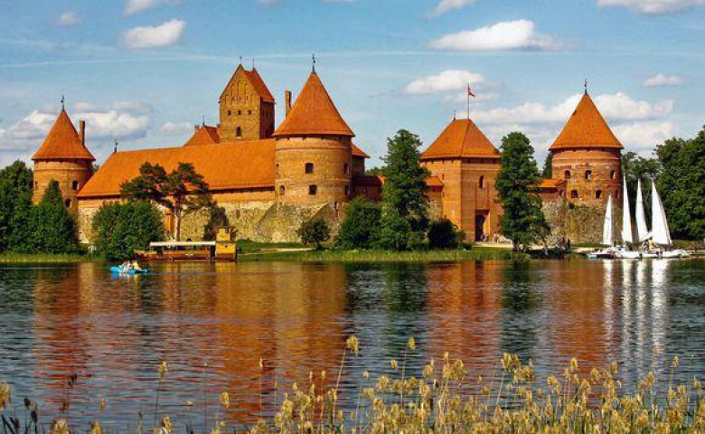 Таинственный город – Тракай и его замки