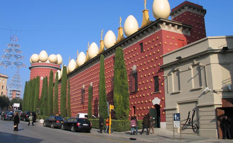 Театр-музей Дали в Фигерасе и средневековая Жирона
