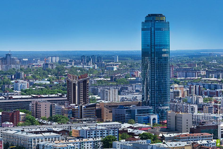 Экскурсии в Бизнес-центр «Высоцкий» в Екатеринбурге ...