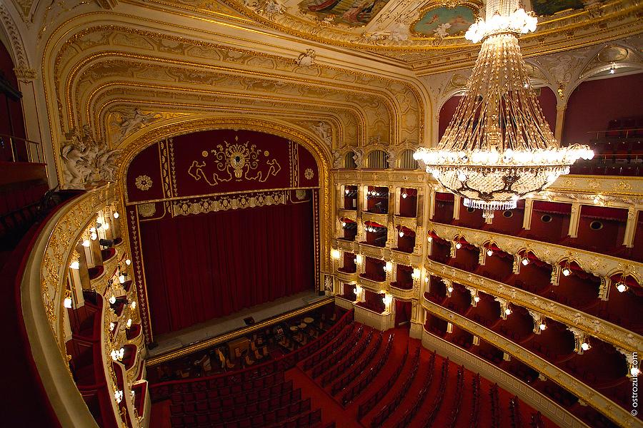 Картинка оперной театр
