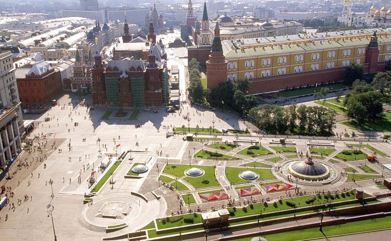 Экскурсии на Манежную площадь в Москве (Россия) - цены и онлайн бронирование