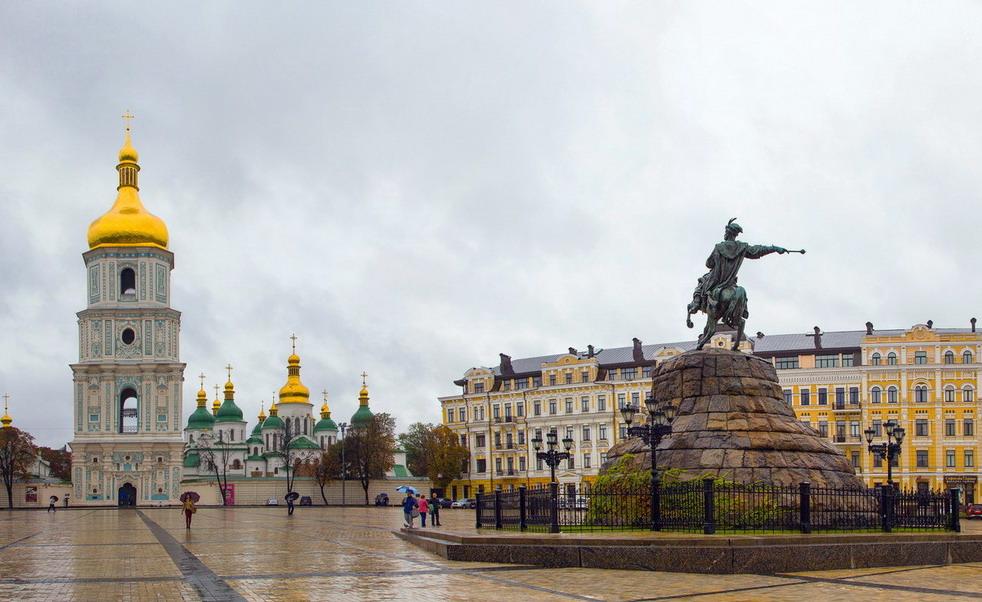 Экскурсии в Софийскую площадь в Киеве (Украина) - цены и онлайн бронирование