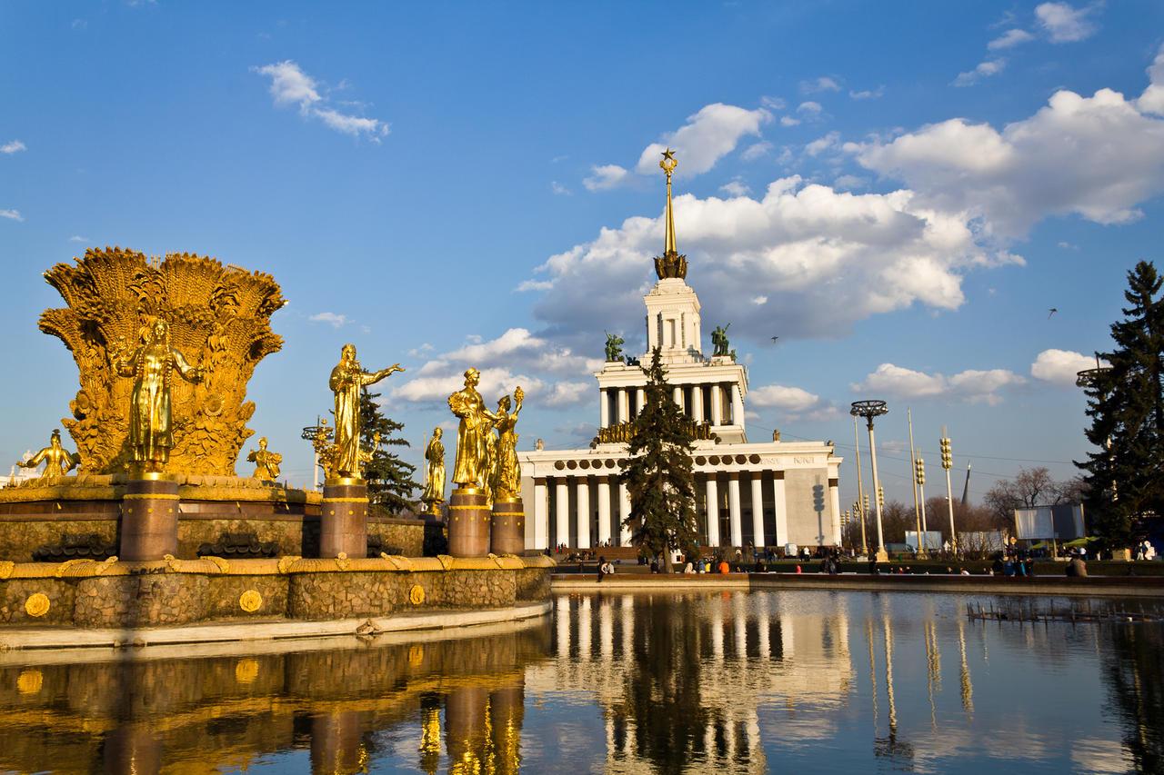 Индивидуальные экскурсии в Москве от 3900 рублей