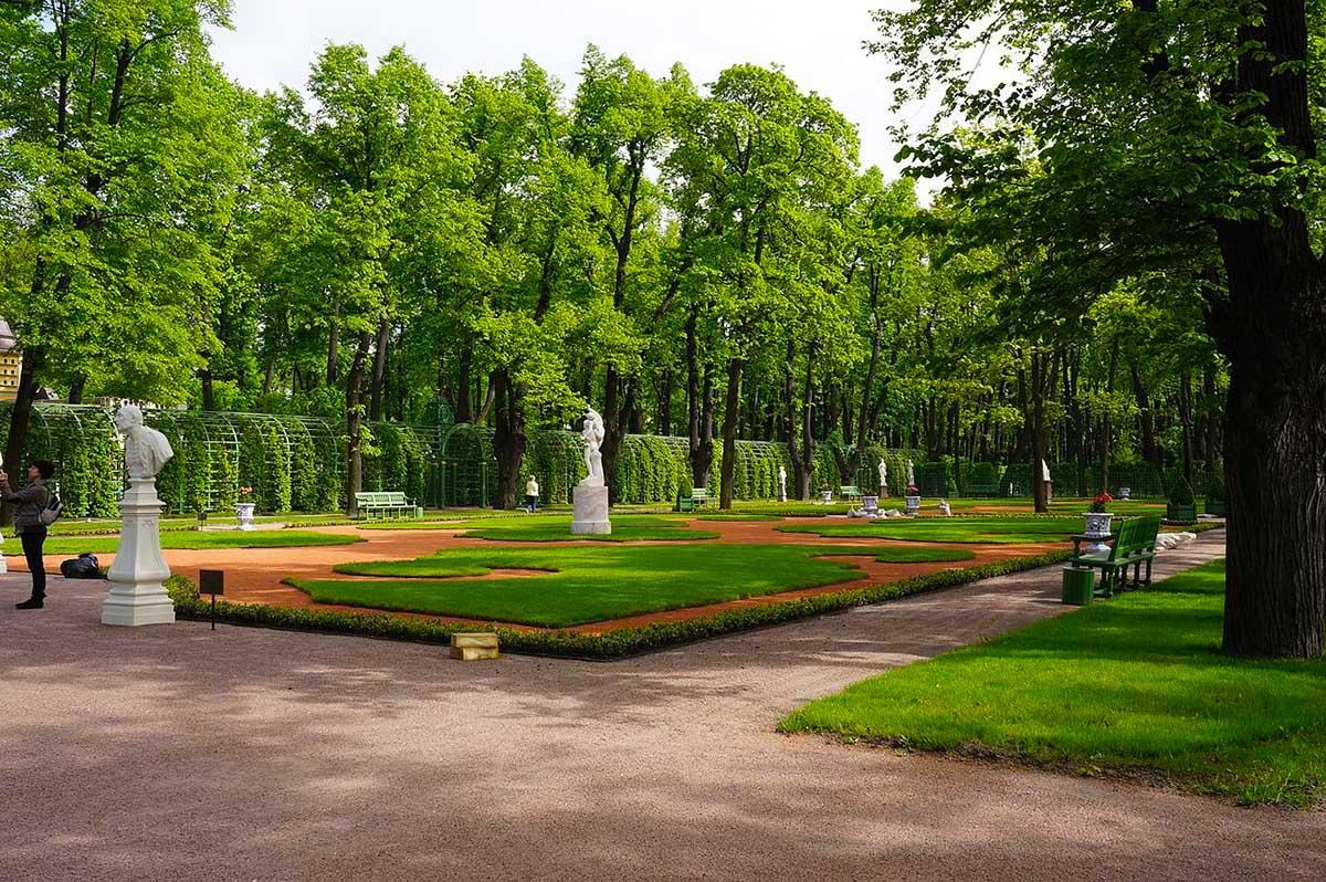 Открытки прикольные, картинки летний сад санкт петербург