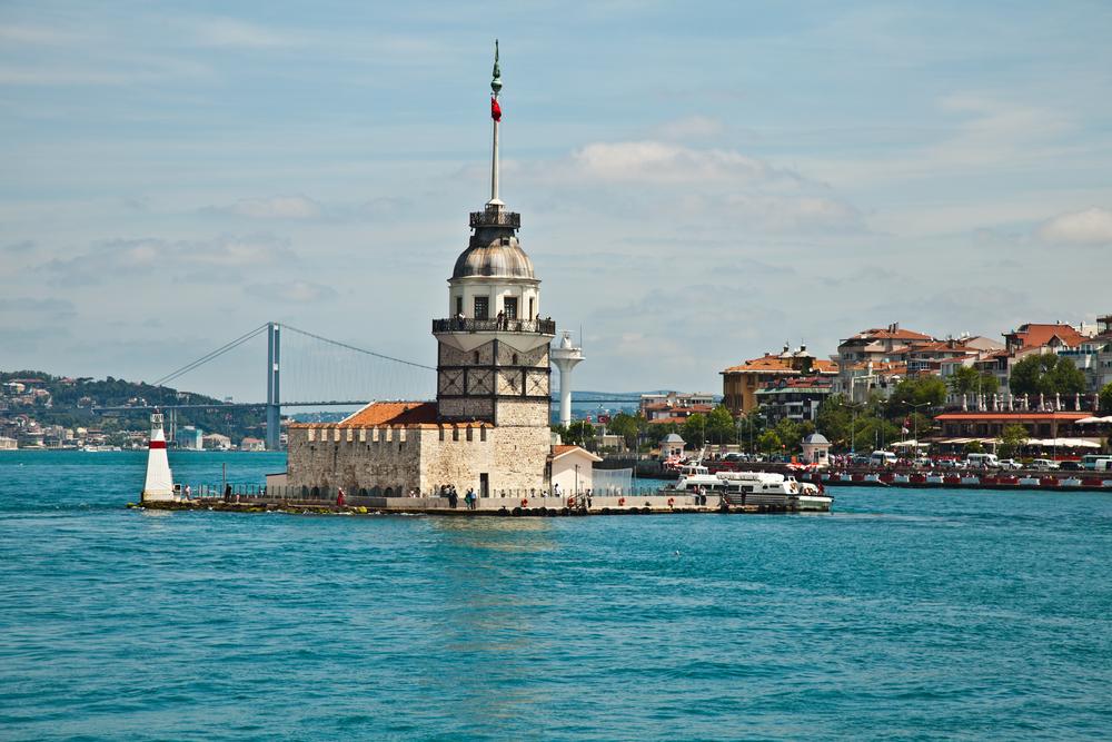 Картинки по запросу девичья башня стамбул