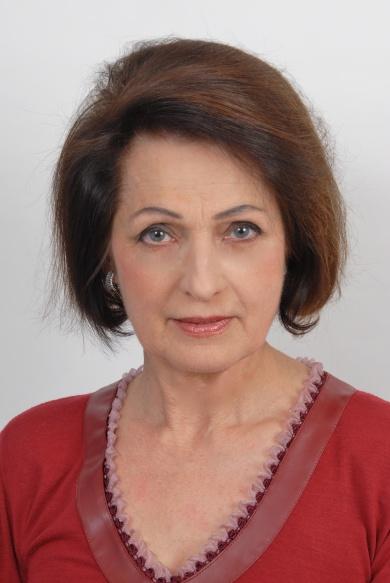 Галина Блинова